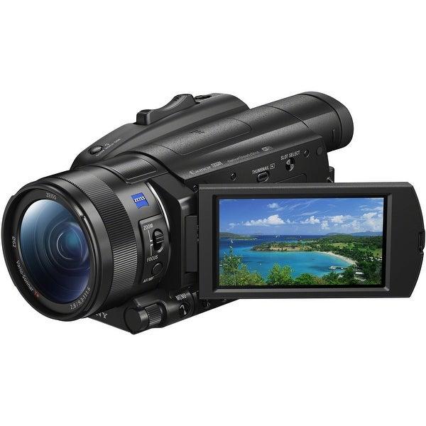 Sony FDR-AX700 4K Camcorder