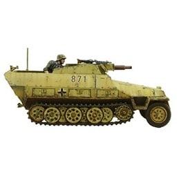 SD.KFZ 251/9 Ausf D (Stummel) Half-Track SW