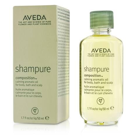 Aveda Shampure Composition Calming Aromatic Oil 50Ml/1 7Oz