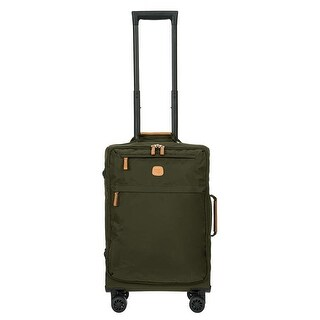 Bric's X-Bag 2.0 21 Inch Carry On Spinner, Olive