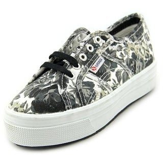 Superga Fantasy COTJ Round Toe Canvas Sneakers
