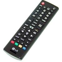 OEM LG Remote Control Originally Shipped With: 43LF5900, 43UF6400, 43UF6400UA, 43UF6400-UA, 43UF6430, 49UF6400