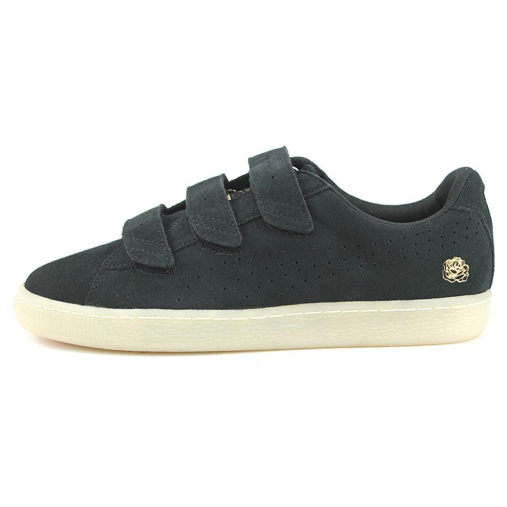 reputable site d438d ab609 Puma Puma x Careaux Basket Strap Men Puma Black Sneakers Shoes