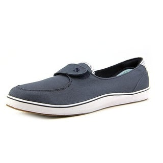 Grasshoppers Canyon Women WW Round Toe Canvas Loafer