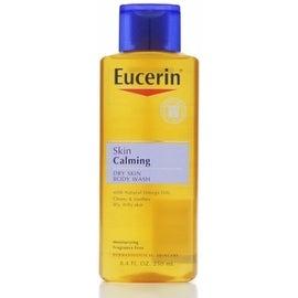 Eucerin Calming Body Wash/Daily Shower Oil 8.40 oz