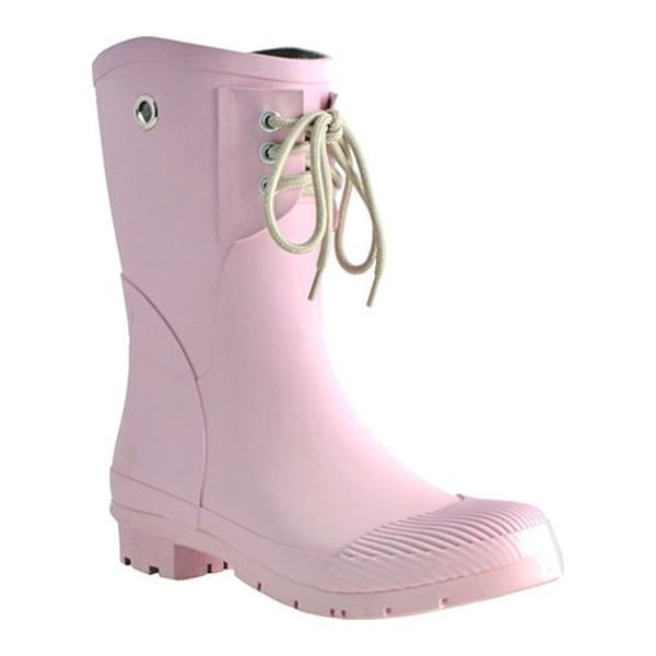Shop Nomad Women s Kelly B Rain Boot Light Pink - On Sale - Free ... 7f011788b5fe