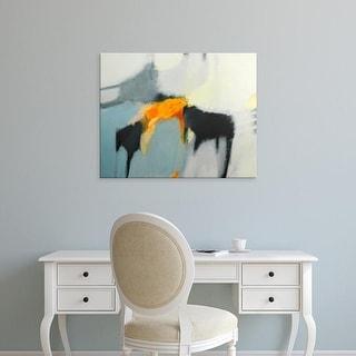Easy Art Prints Sidsel Brix's 'Midsummer' Premium Canvas Art