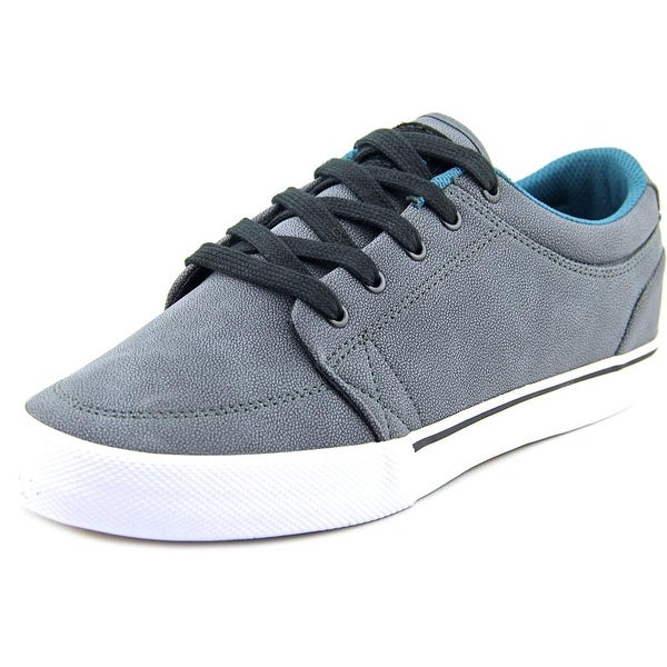Globe GS Men Round Toe Leather Gray Skate Shoe