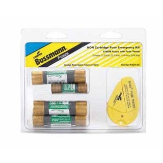 Bussmann NON-EK Non Cartridge Fuse Emergency Kit