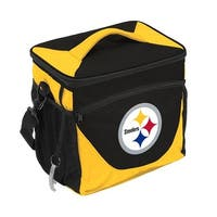 Logo Brands 625-63 Pittsburgh Steelers 24 Can Cooler