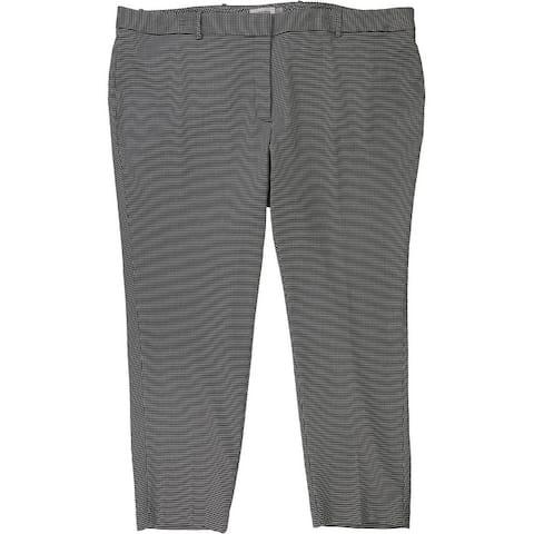 Calvin Klein Womens V Casual Trouser Pants