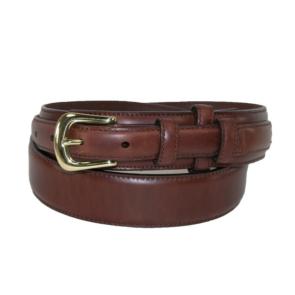 3 D Belt Company Men's Leather 1 3/8 Inch Ranger Belt