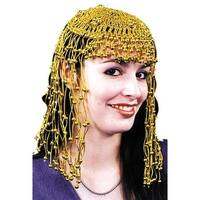 Costumes For All Occasions BC47GD Headpiece Egyptian Gold Gold