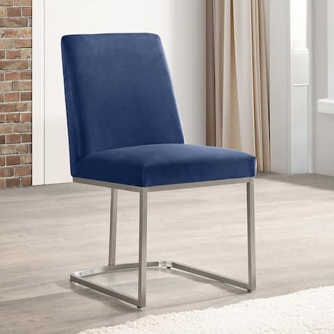 Sydney Modern Dining Side Chair (Set of 2)