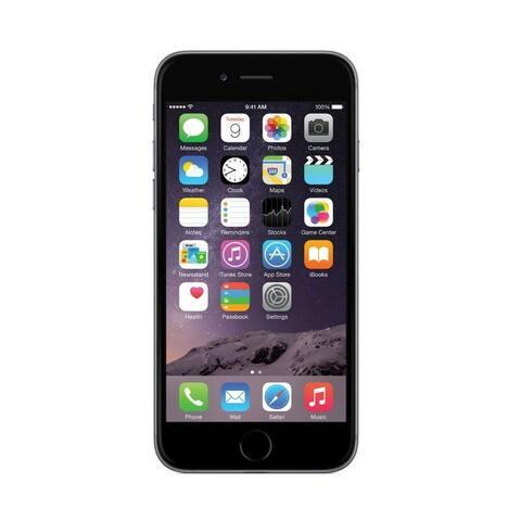 Apple iPhone 6 16gb Space Gray Unlocked - black