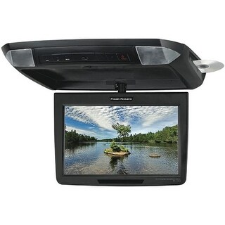 11.2 in. Widescreen Flip Down Screen with DVD