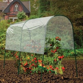 "Gardman 7623 Tomato Greenhouse, 78.75"" Long X 48"" Wide X 78.75"" High"