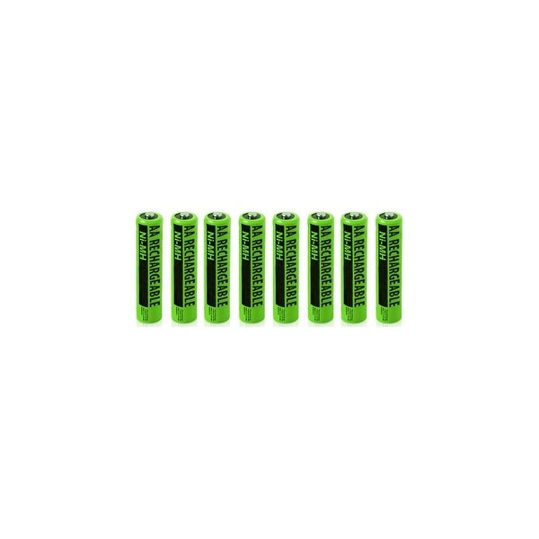 Replacement Battery for AT&T E2520 / E2560 Phone Models (8 Pack)