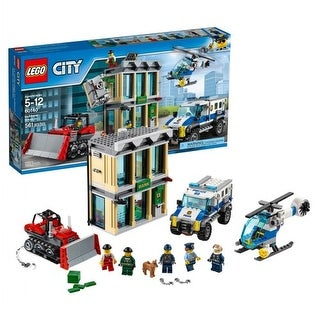 LEGO(R) City Police Bulldozer Break-in (60140)