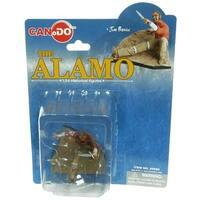 1:24 Scale Historical Figures The Alamo Figure A Jim Bowie - multi