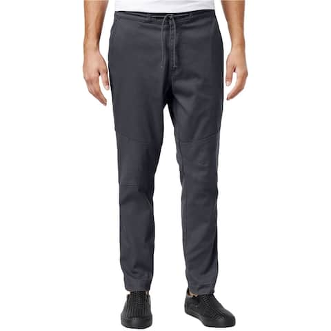 American Rag Mens Patchless Casual Jogger Pants, grey, X-Large