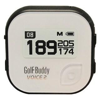 GolfBuddy Voice 2 Talking GPS Rangefinder Unit