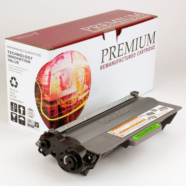 Re Premium Brand replacement for Brother TN750 Toner (8,000 Yield)