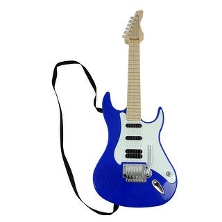 Toy Guitar Rock N' Roll Kids Play Guitar Battery Operated
