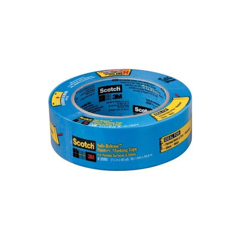 Scotch 2090-a 1 safe release painters' masking tape