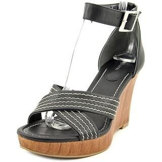 Style & Co Raynaa Women Open Toe Synthetic Wedge Sandal