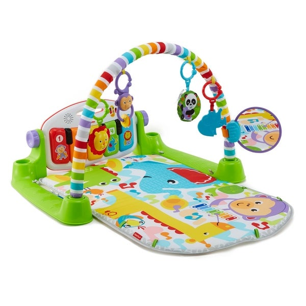 Deluxe Kick & Play Piano Gym, Green. Opens flyout.
