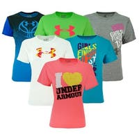 Under Armour Girl's Graphic T-Shirt Mystery 2-Pack
