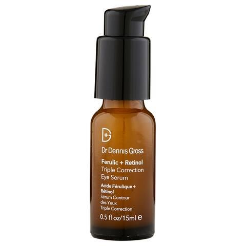 Dr. Dennis Gross Ferulic + Retinol Eye Serum 0.5 oz / 15 ml