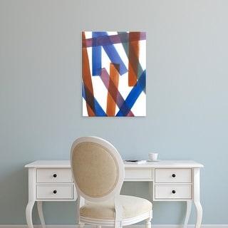 Easy Art Prints Jodi Fuchs's 'Over Pass III' Premium Canvas Art