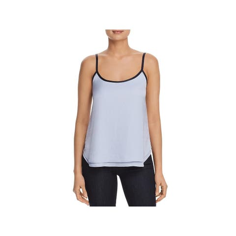 Kenneth Cole Womens Cami Woven Layering