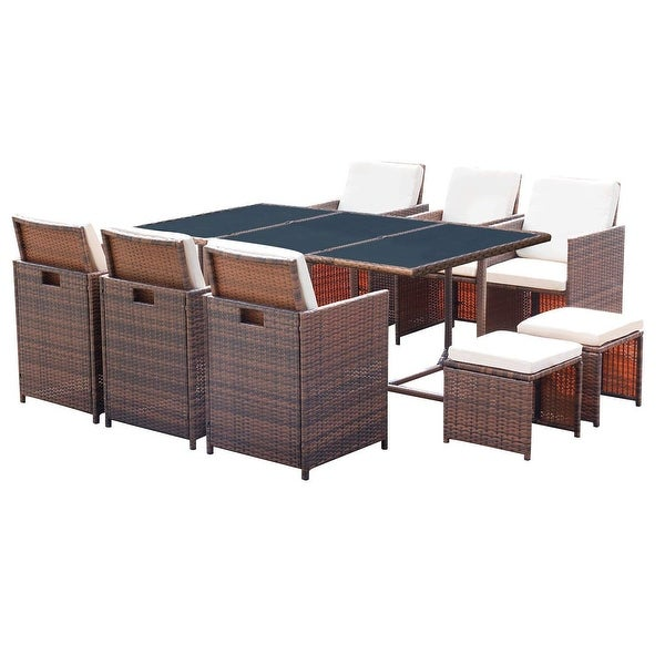 Homall 11-piece Outdoor Patio Dining Set. Opens flyout.