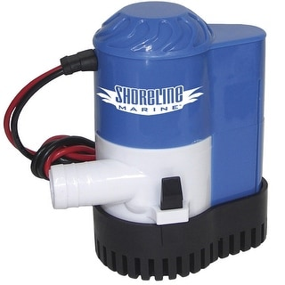 Shoreline Marine Bilge Pump 800GPH Auto-Switch