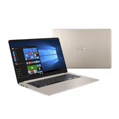 Asus Notebooks - 90Nb0fq1-M07750 - 15.6'' I7 8550U 1.8Ghz Gold Me