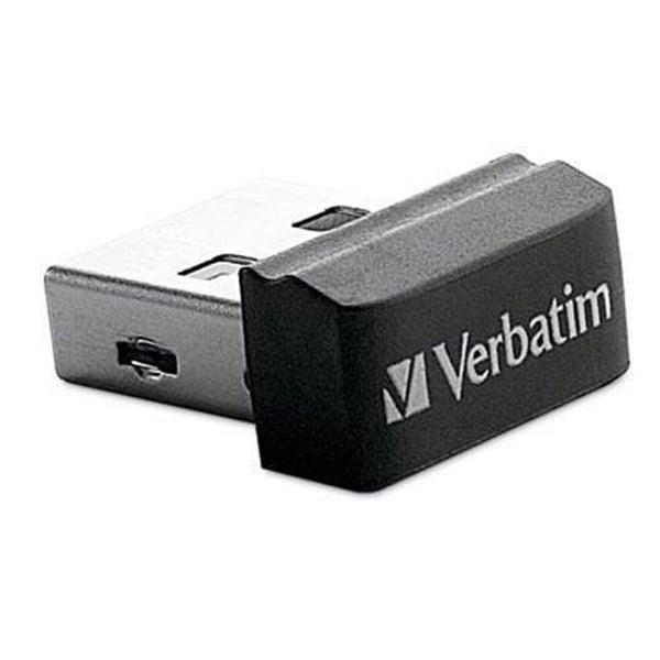 Verbatim 98130 32gb Storenstay Nano Usb Drive