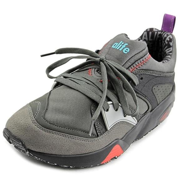Puma Blaze of Glory OG x Alife Men  Round Toe Leather  Sneakers