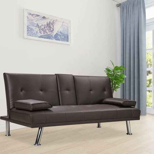 Mieres Faux Leather Convertible