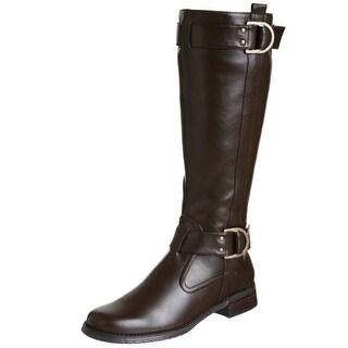 Aerosoles Women's Ride Around Riding Boots