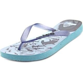 Havaianas Conservation International Men Synthetic Blue Flip Flop Sandal