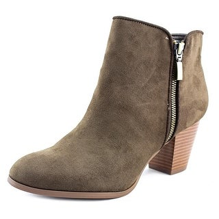 Style & Co Jamila   Round Toe Synthetic  Bootie