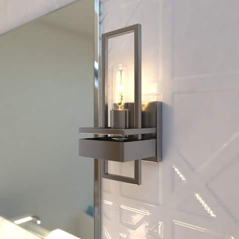 Marquis Rectangular Contemporary Wall Sconce Light