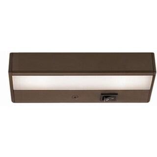 "WAC Lighting BA-LED2-27 8"" Length 2700K High Output LED Under Cabinet Light Bar"