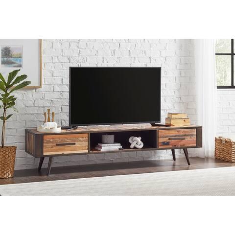 TV Dresser 2 Drawers - 78.74 x 17.72 x 17.72