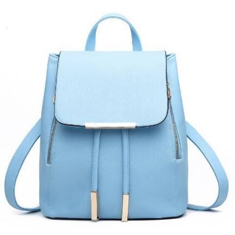 Ladies Fashion Casual Korean Backpack
