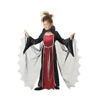 California Costumes Vampire Girl Child Costume - Red/black