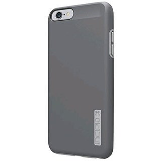 Incipio DualPro Case Cover for Apple iPhone 6 - Plus (Dark Gray/Light Gray) - IP